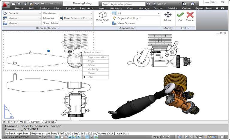 «Autodesk AutoCAD. Основы проектирования»