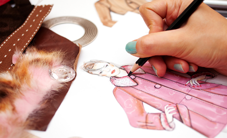Дизайн и моделирование одежды