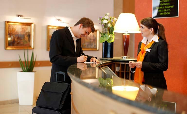 Организация и управление гостиничным бизнесом
