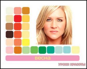 Как определить свой цветовой тип?